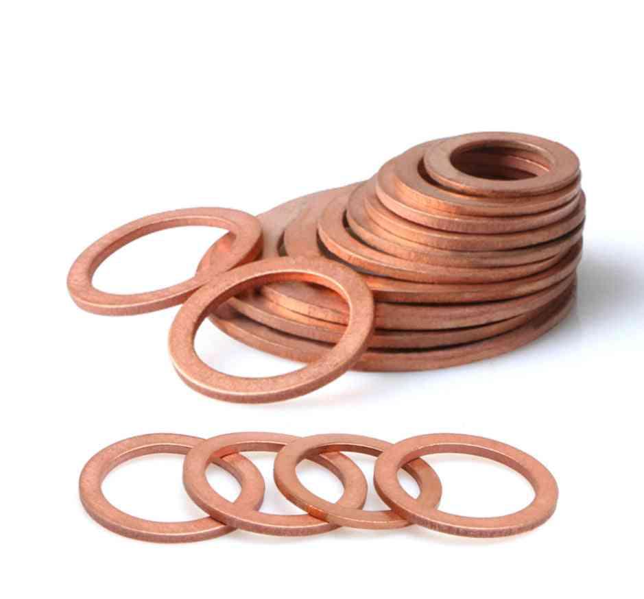 Sealing Washer, Flat Seal Gasket Ring