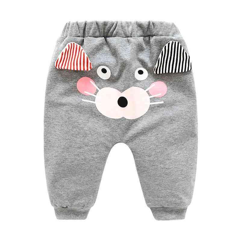 Cartoon Design, Full Length Newborn Baby Pants (set-2)