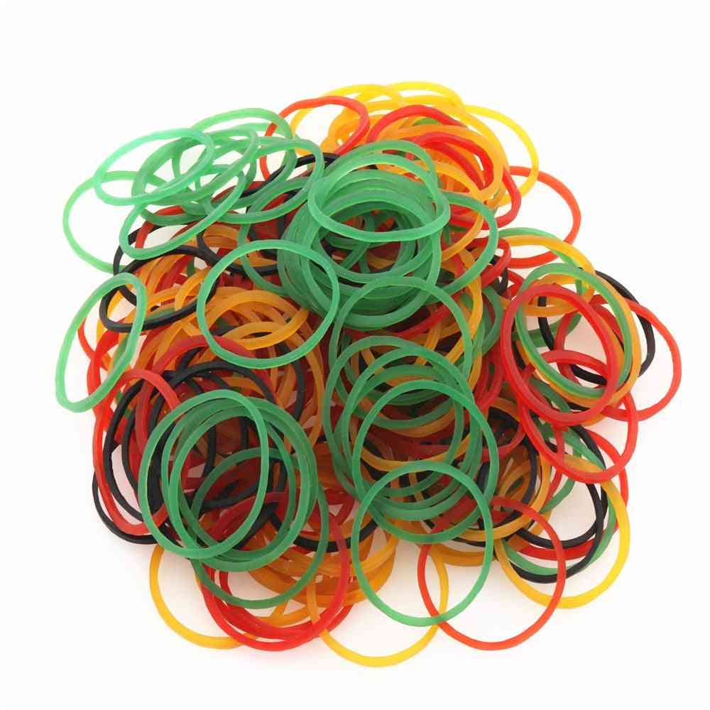 Flexible And Reusable Rubber Bands