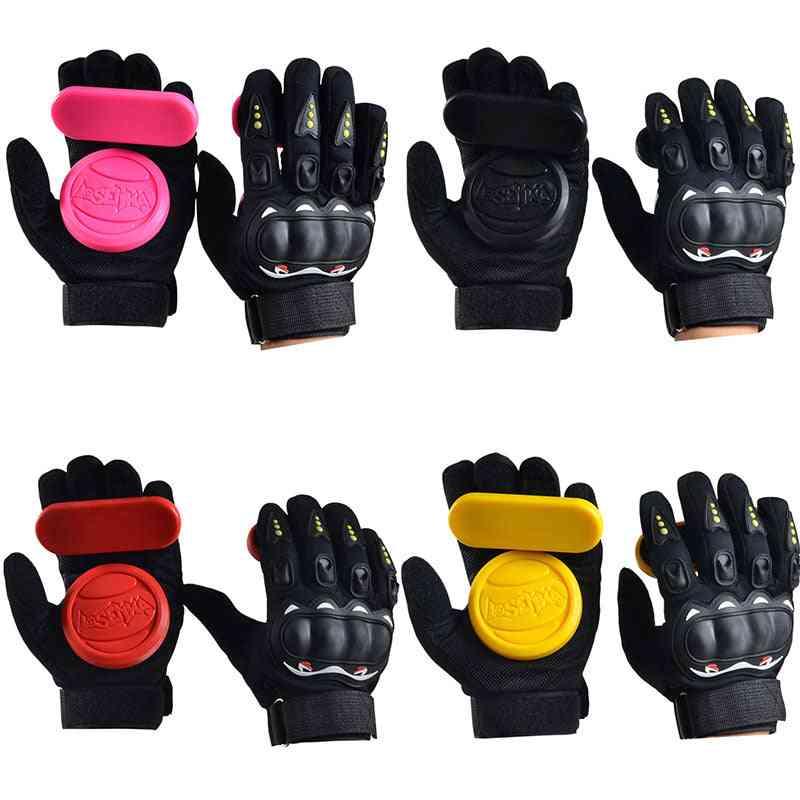 High Quality, Durable, Slider Skateboard Drift Glove