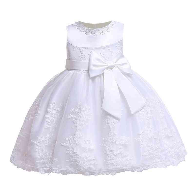 Newborn Clothes-baby Wedding Party Princess Dress