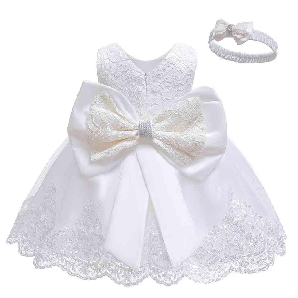 Newborn Baby Wedding Party Princess Dress