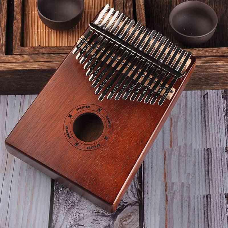 Portable Thumb Piano-musical Instruments