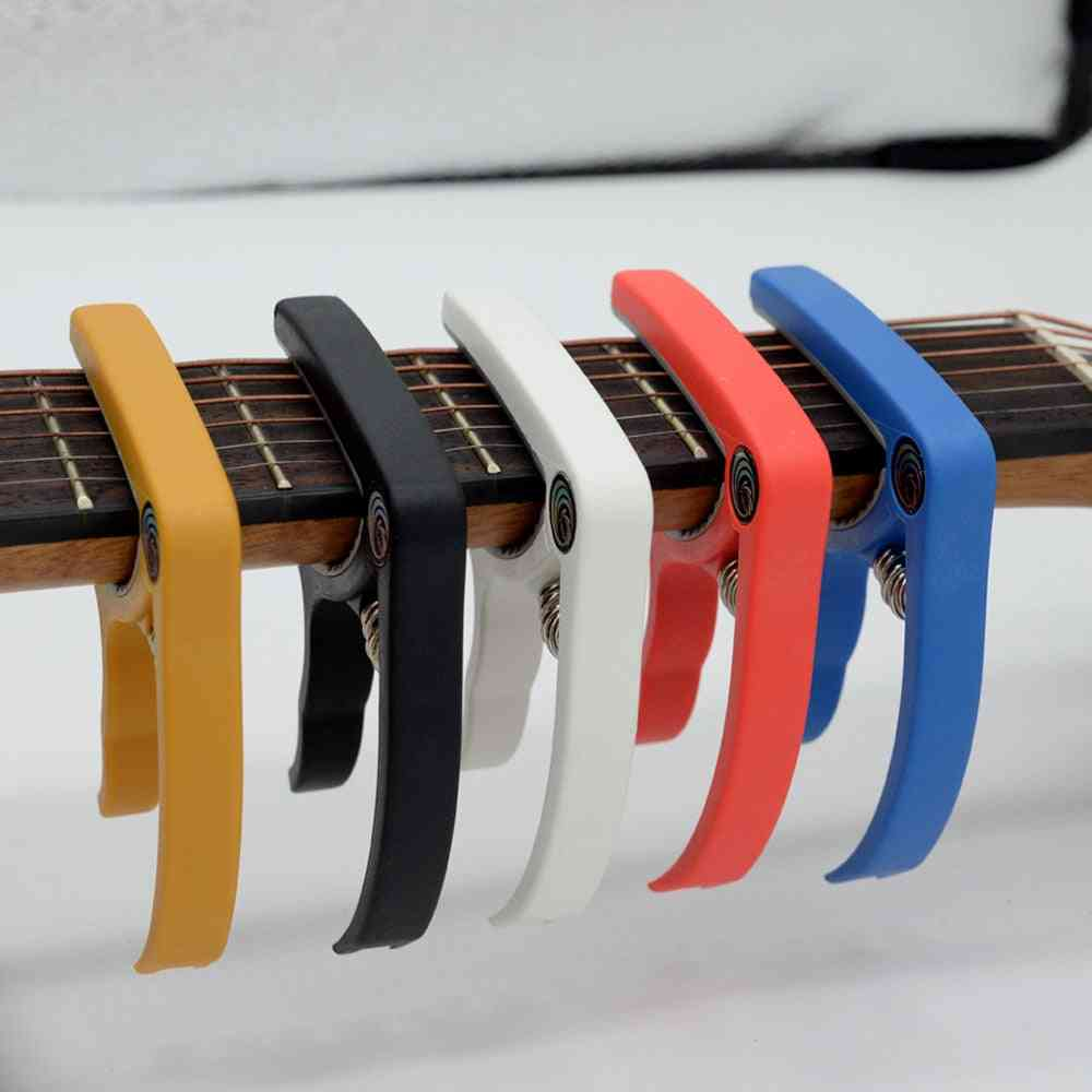 Acoustic Electric Guitar Tuning Change Clamp