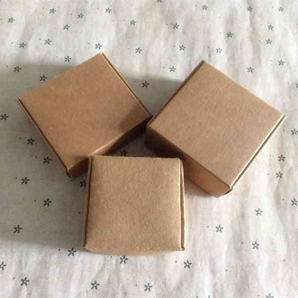 Blank Packing Paper Box