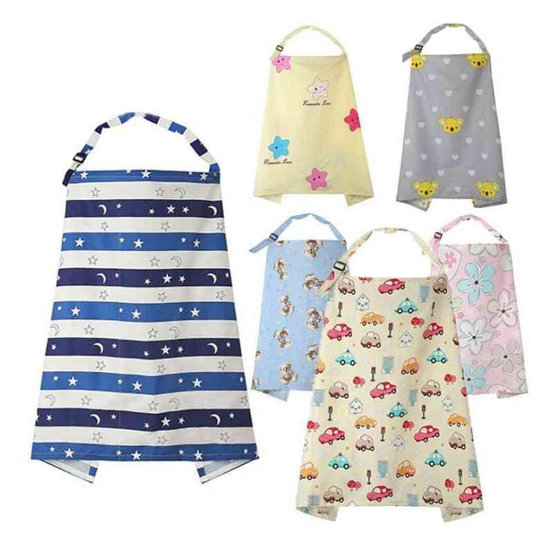 Breathable Baby Feeding Nursing Covers