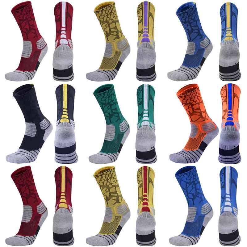 High Quality Outdoor Sports Elite Socks For Men