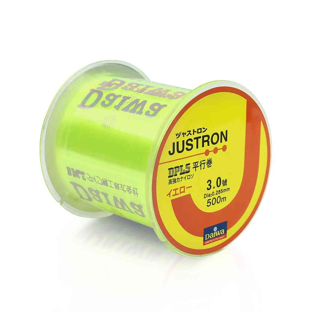 Super Strong Monofilament Quality, Material Saltwater Carp Fishing Line