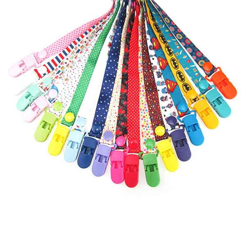 Baby Pacifier Clip Chain-holder For Infant