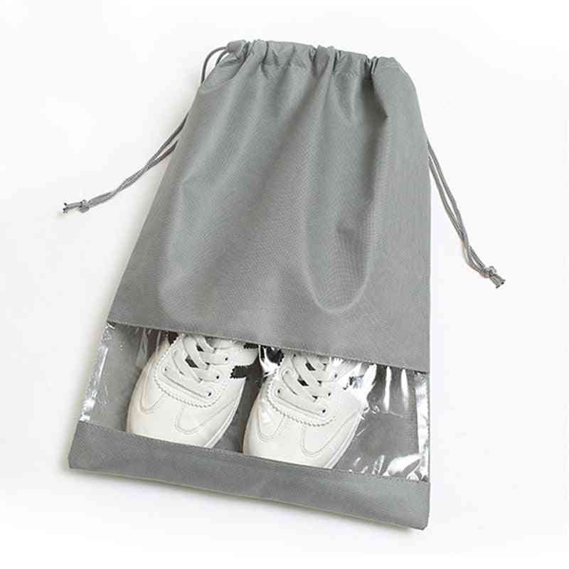 Outdoor Travel Shoes Storage Dustproof Cover Bag