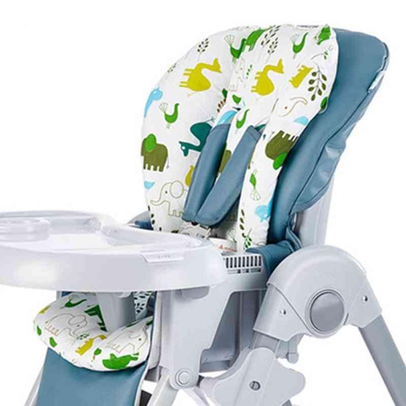 Baby High Chair Cushion Pad Mat Booster Seat