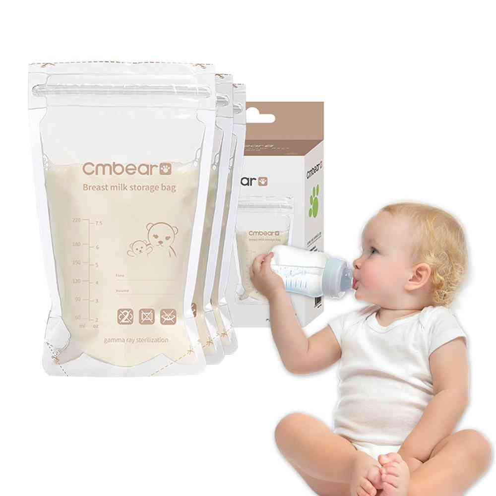 Breast Milk Storage Disposable Bags