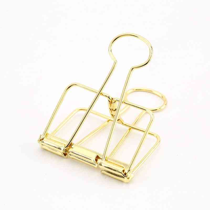 Office Study Binder Clips