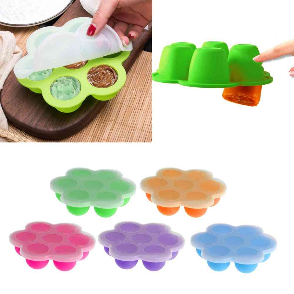 Baby Food Box, Infant Fruit / Breast Milk Storage Container
