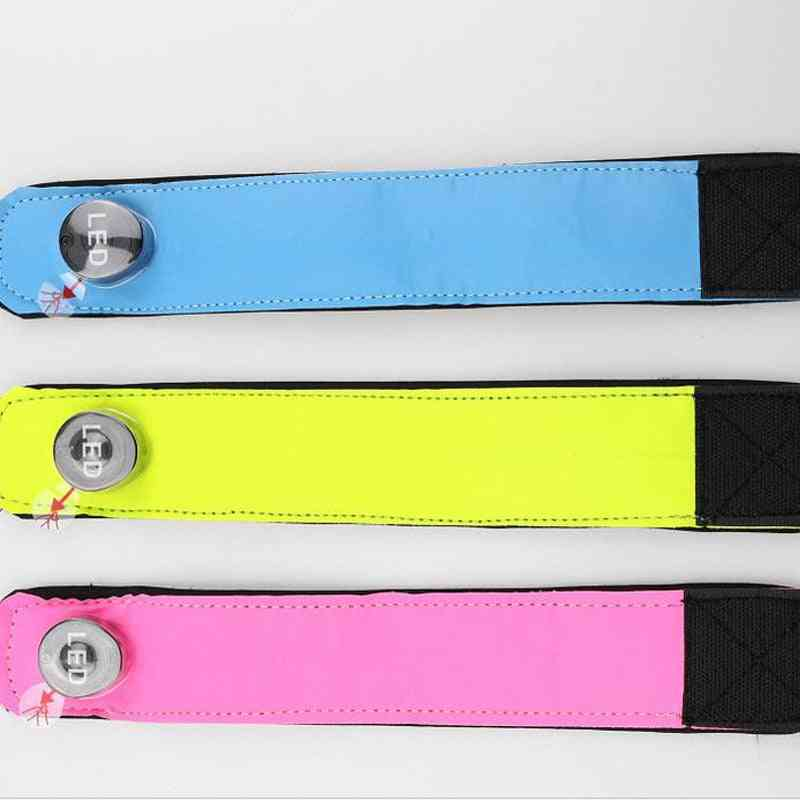 Colorful Lighting Horse Leg Straps For Outdoor Sports