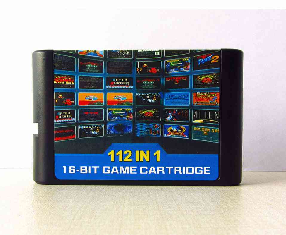 16-bit Game Cartridge