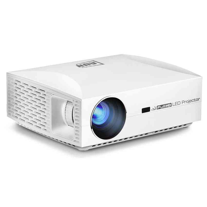 Full Hd Led Projector, Cinema 3d Video Beamer