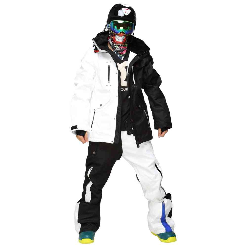 Waterproof Warm Snowboarding Sets For Outdoor Camping/hiking
