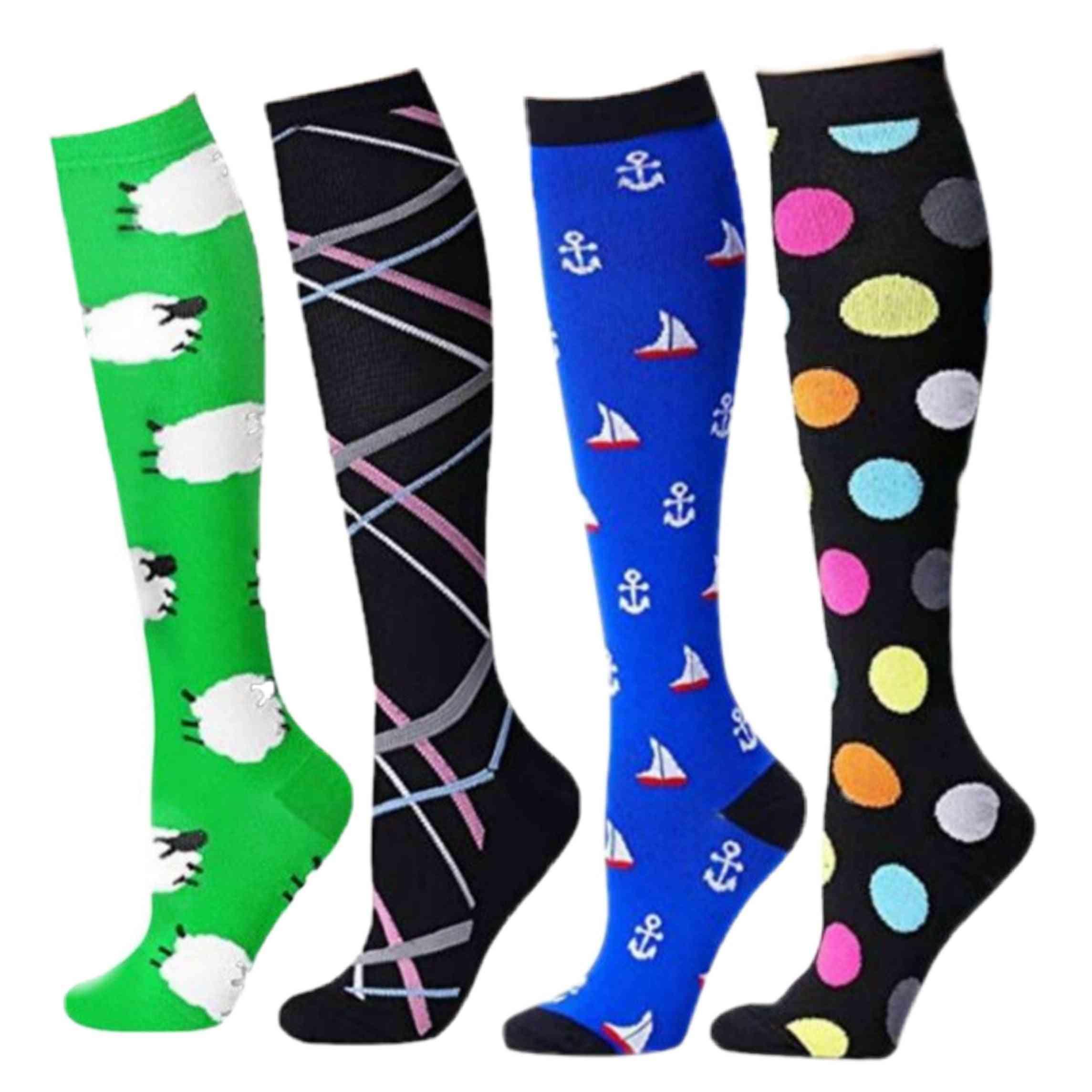 Compression Stockings Men & Women Socks