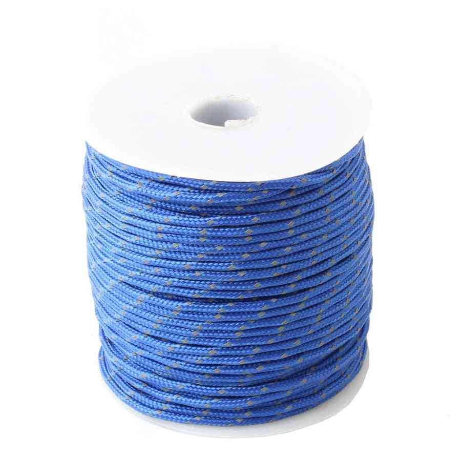 Reflective Paracord With 3 Inner Strands
