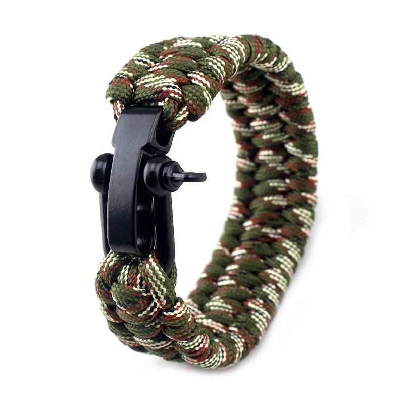Tactical Paracord Bracelet/women