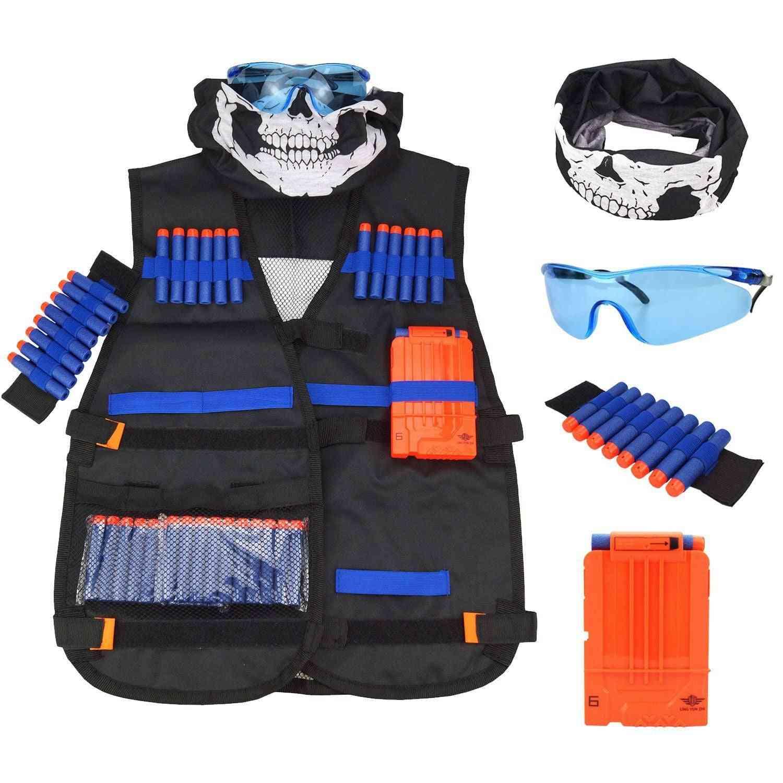 Boys Vest Kit