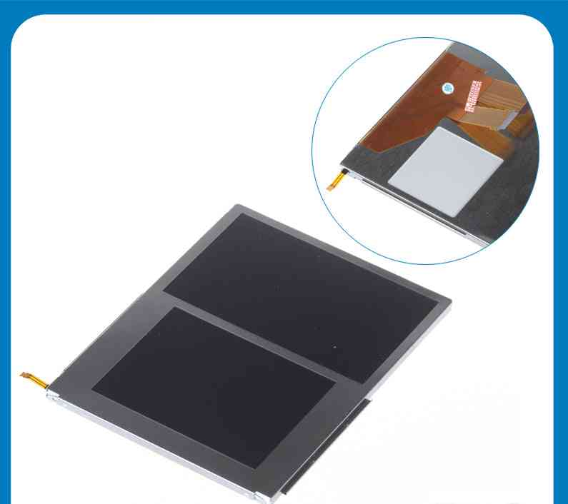 Lcd Display Top With Bottom Screen