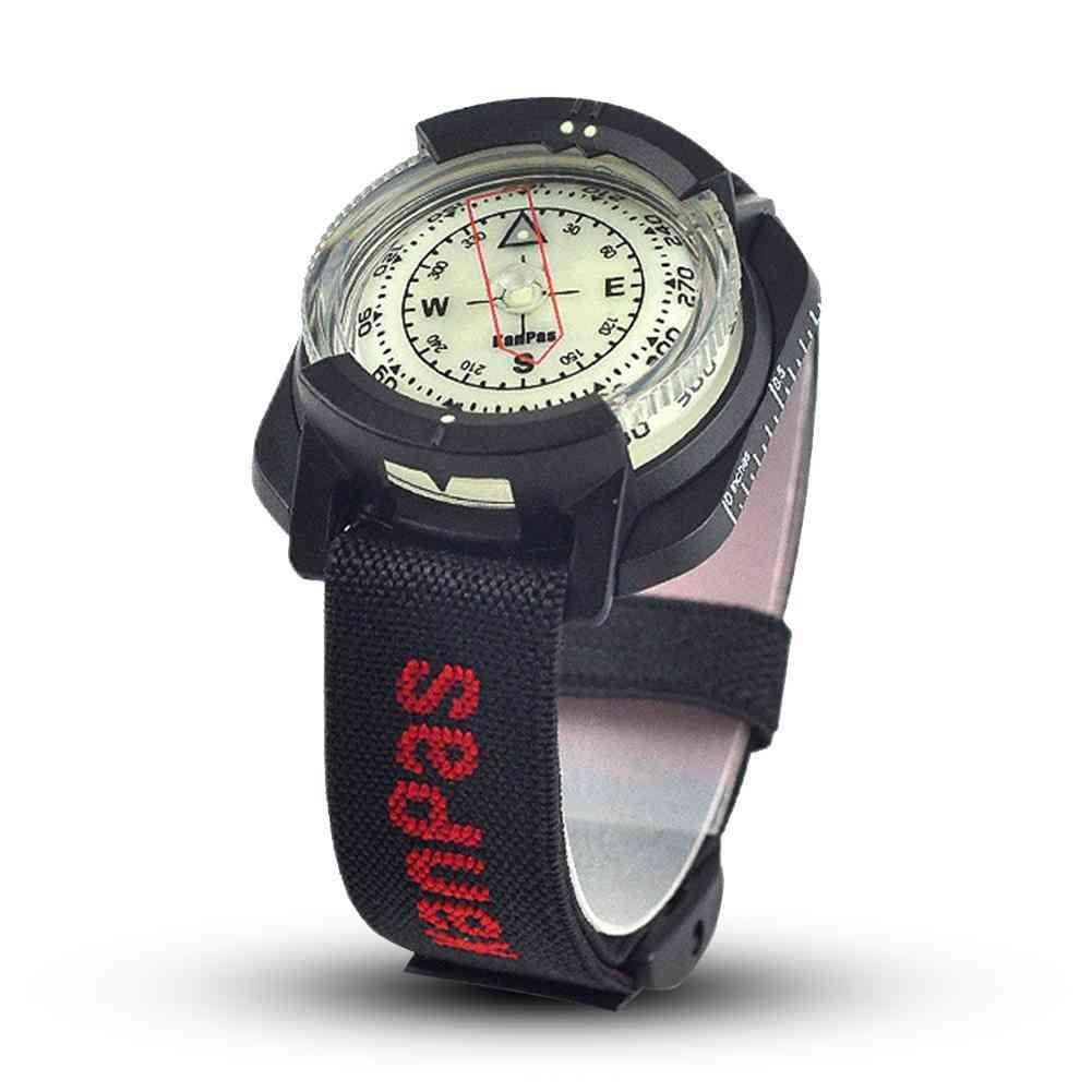 Waterproof Navigator Digital Watch Scuba Compass For Swimming Diving