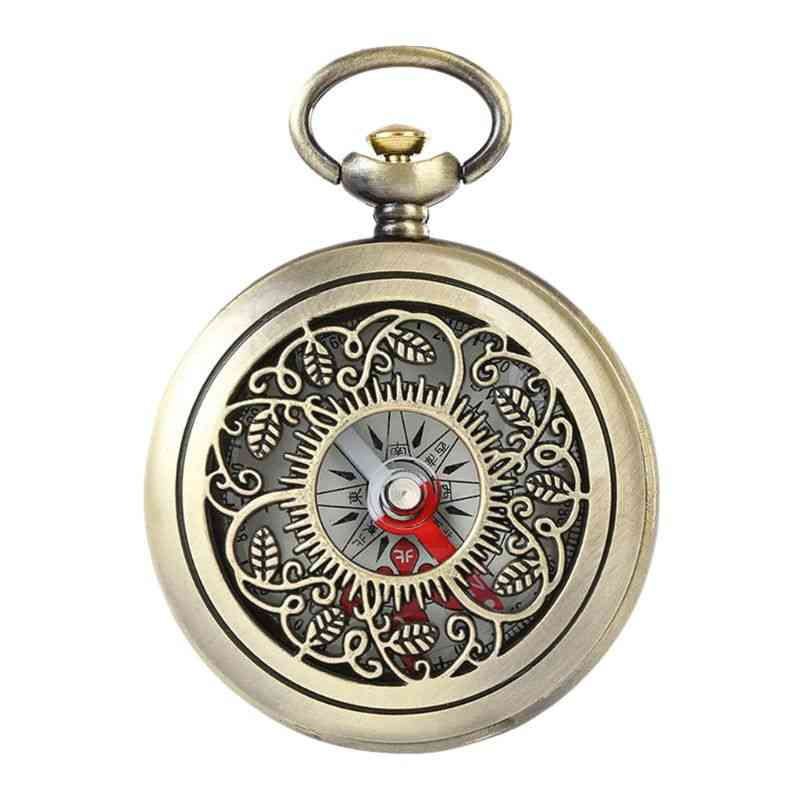 Vintage Compass, Pocket Watch Design