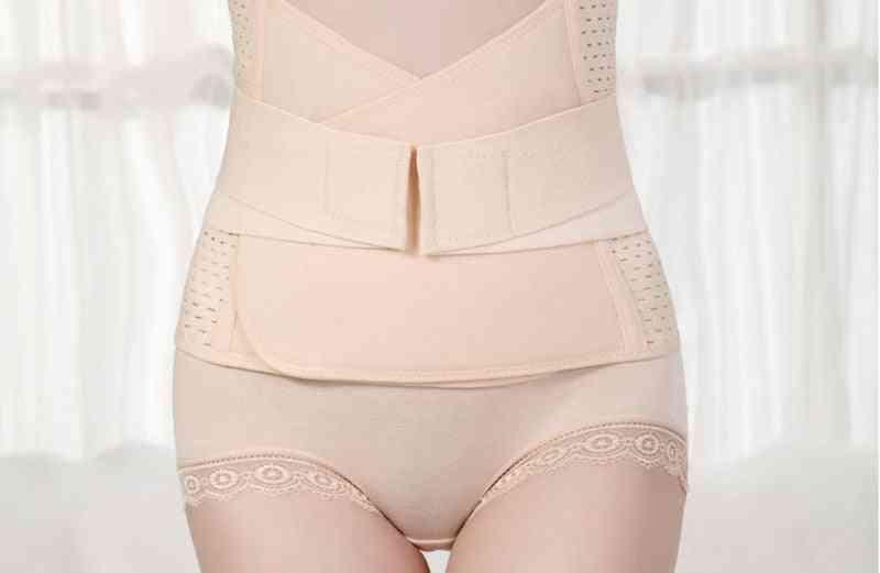 Postpartum Bandage Girdle After Pregnancy Abdomen Belt
