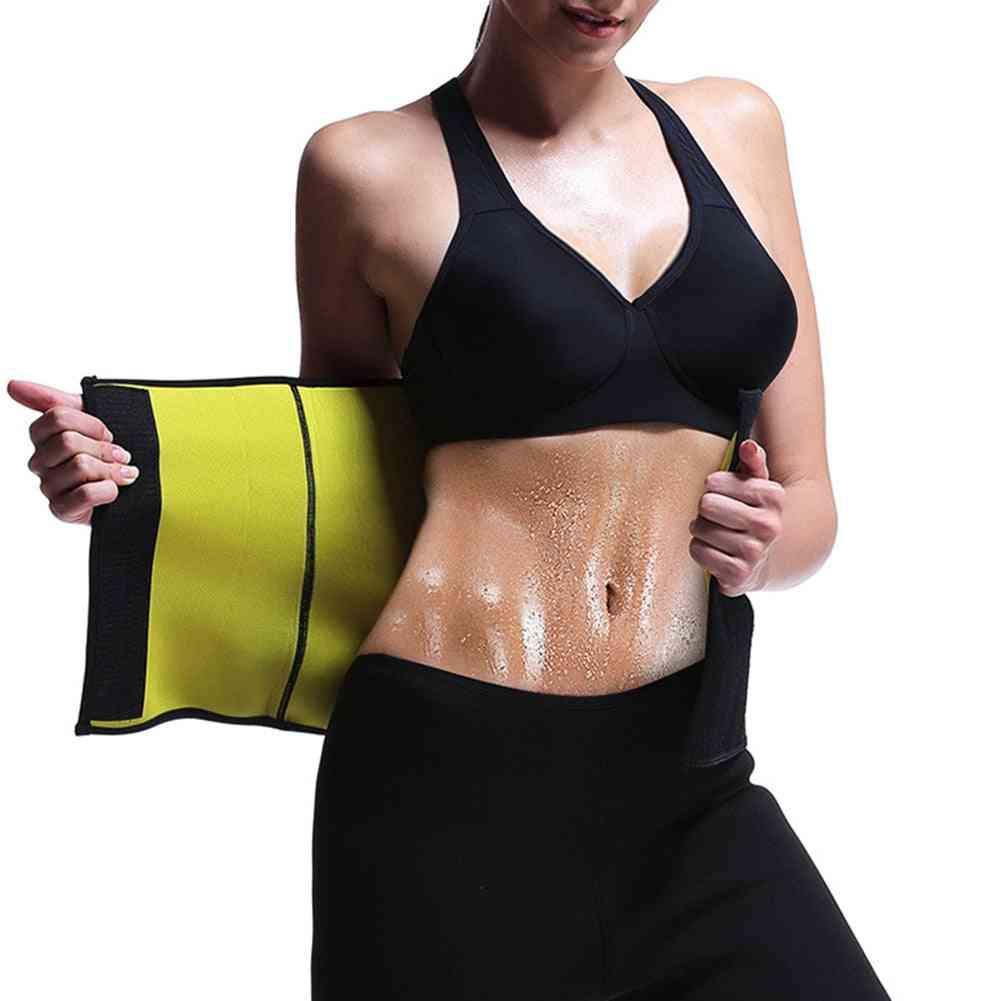 Unisex Body Shapers- Waist/tummy Slimming Belt