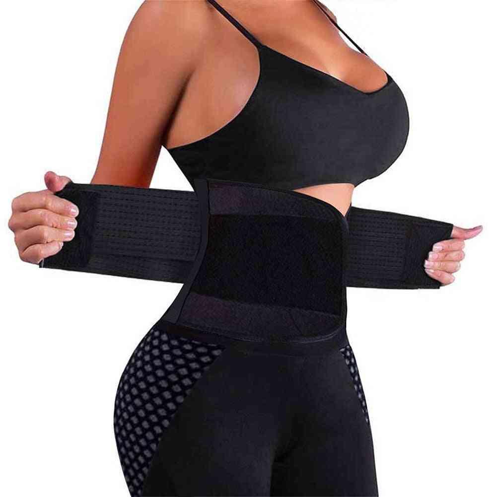 Waist Trainer Corset Body Shaper Sport Exercise Slimming Girdle Belt