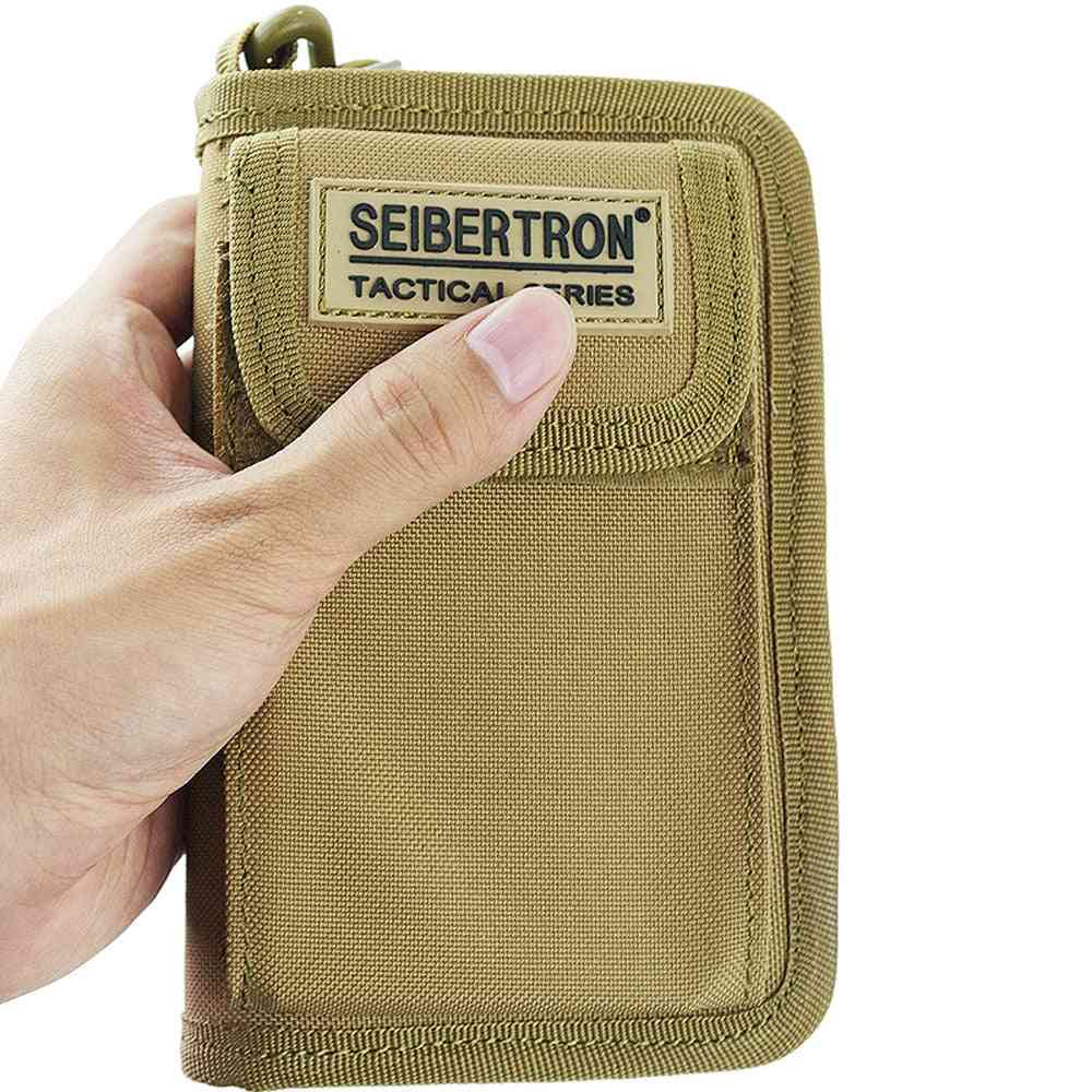 Tactical Military Cell Phone Pouch Holder, Outdoor Hunting Small Sundries Bags