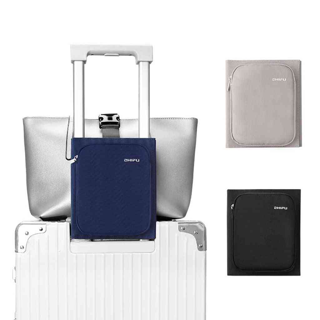 Luggage Straps, Portable Bungee Cord Plus Bag Strap