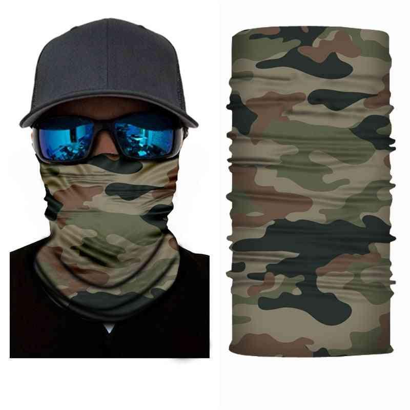 Windproof Tubular Shaped Neck /face Mask