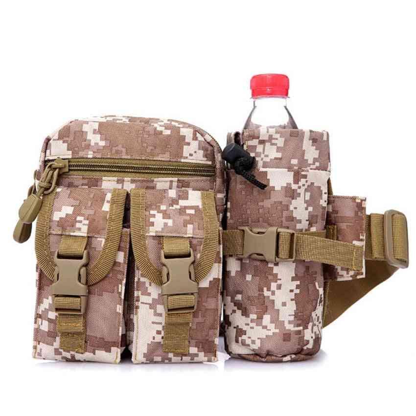 Waterproof  Waist Army Bags For Climbing/cycling/hiking