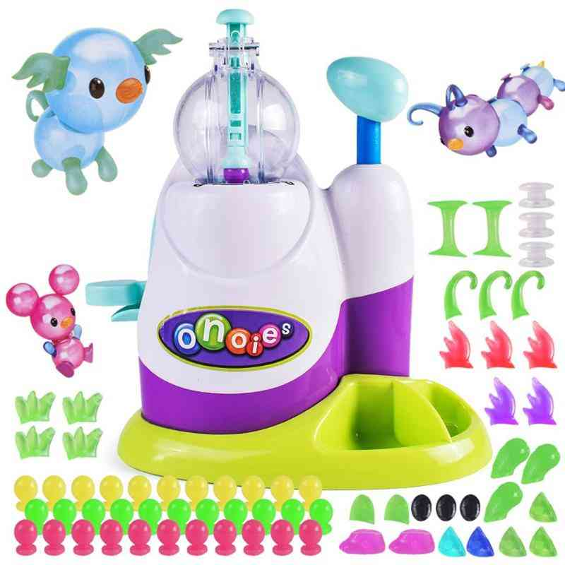 Diy Inflatable Fun Balloon Inflator Creative Handicraft Inflating Machine For &