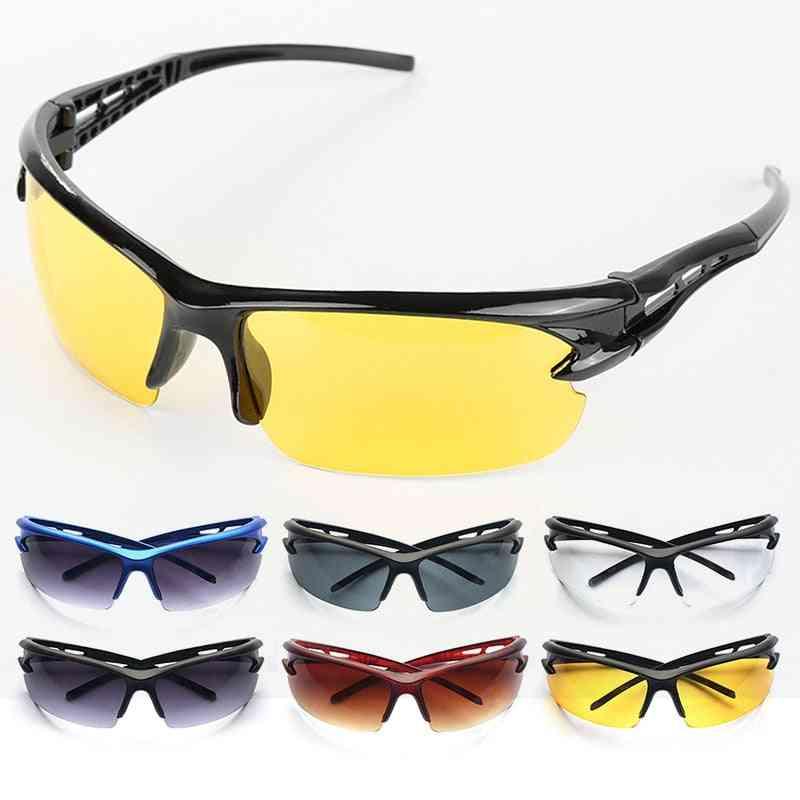 Cycling Glasses Mtb Bike Eyewear Running Fishing Sports Pc Explosion-proof Sunglasses Travel