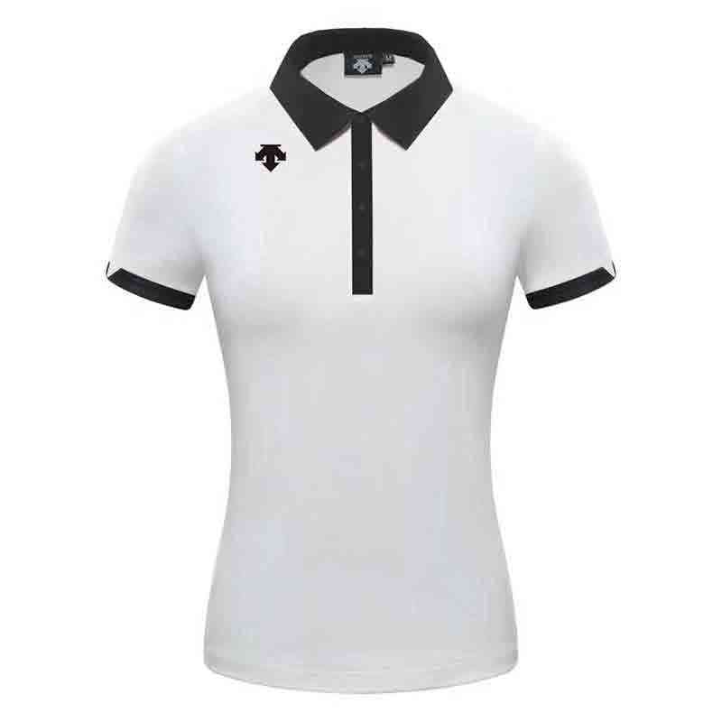 Summer Women Comfortable And Breathable Golf T-shirt
