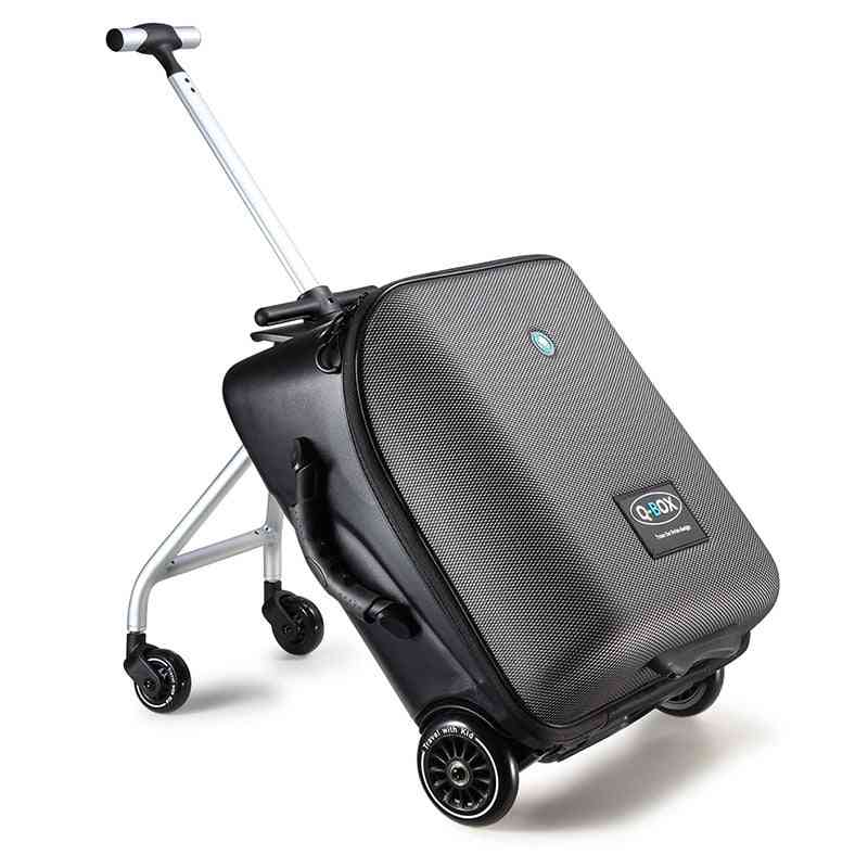 Lazy's Trolley Case Luggage Boarding Suitcase