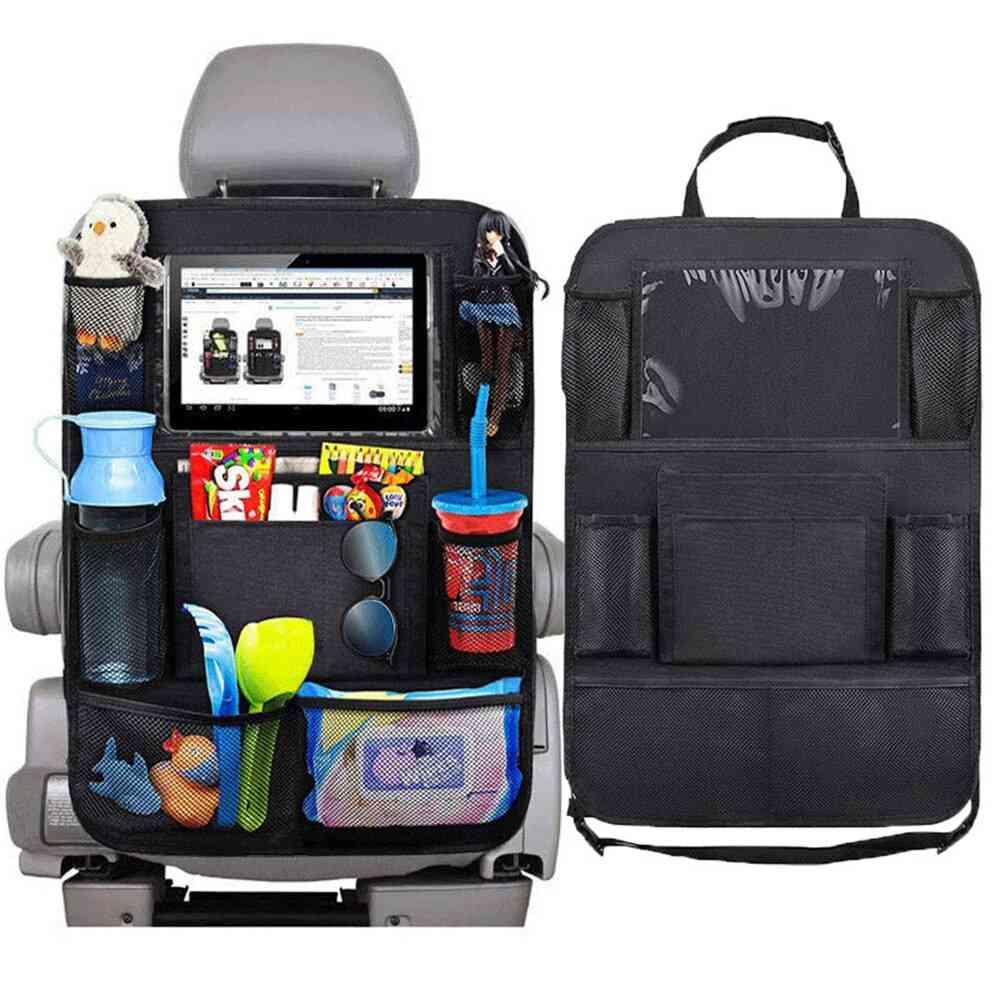Baby Boy & Gril Car Seat, Multi-pocket Storage Bag