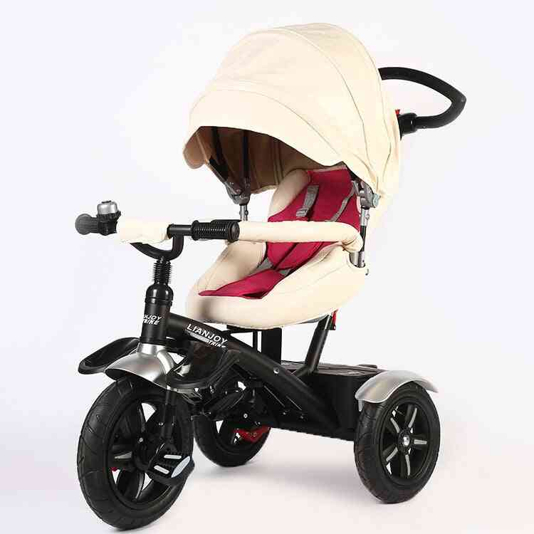 Multi-functional's Tricycle / Bicycle, Infants 360 Degree Spinning Cart