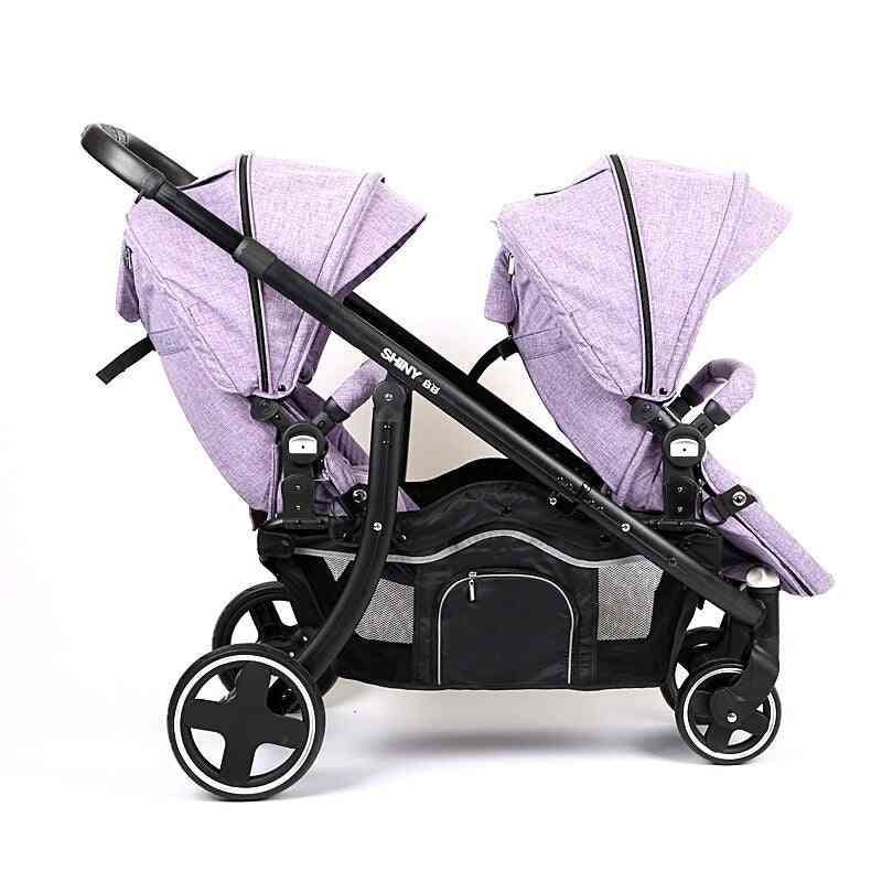 High Quality Baby Twin Stroller