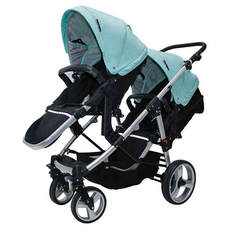 Foldable Baby Stroller For Twins