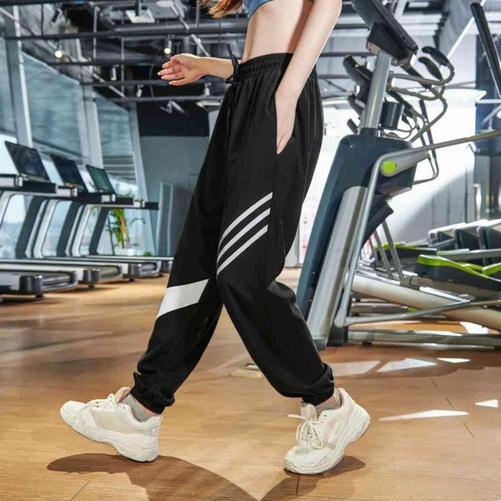 Women Outdoor Sportswear Loose Training Pants