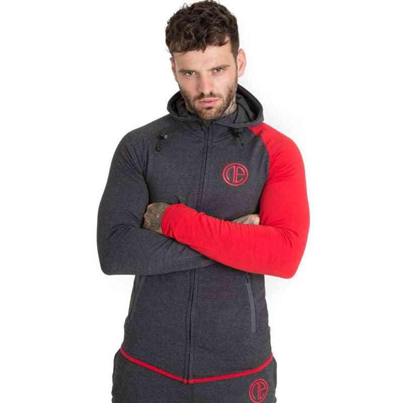 Men's Sportswear Sweatshirt & Pant Set