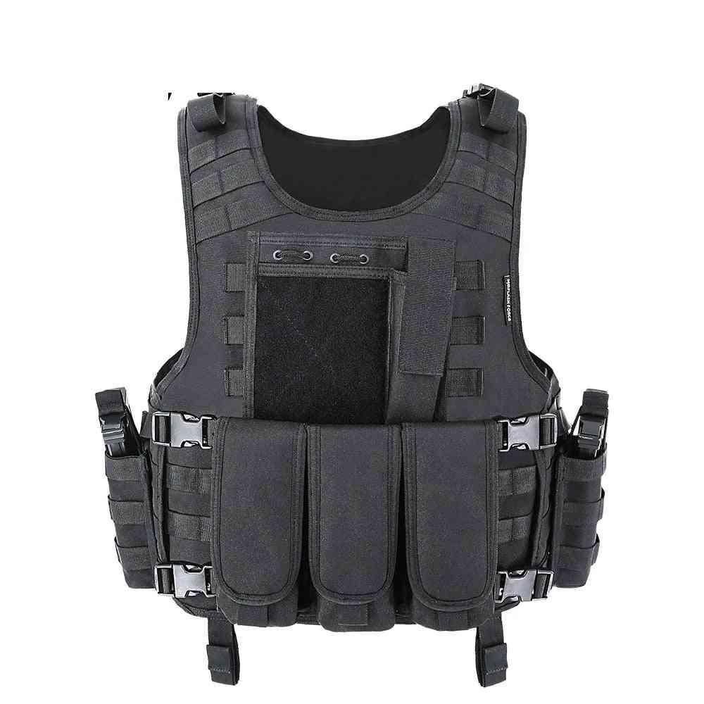 Adjustable Airsoft Tactical Mole Vest