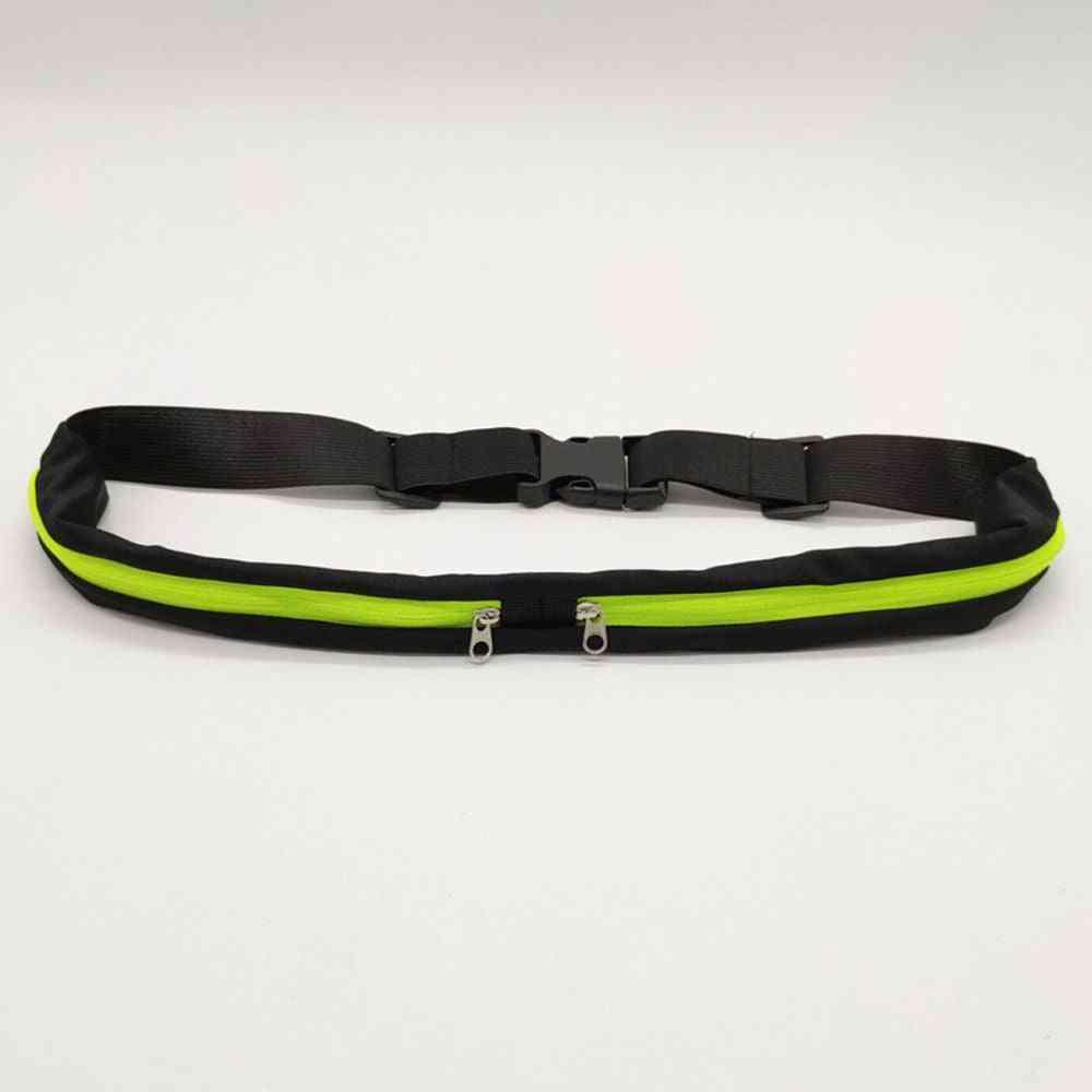 Running Belt Waist-pack, Water Resistant Waist Bag