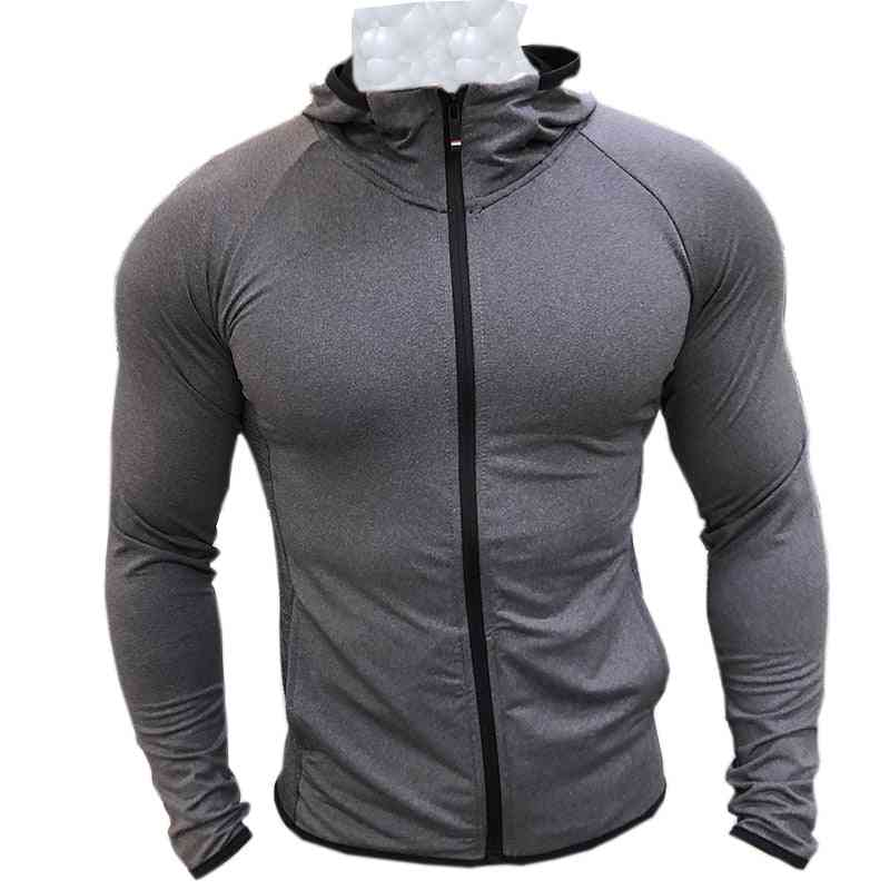 Quick Dry And Breathable Hooded Jacket