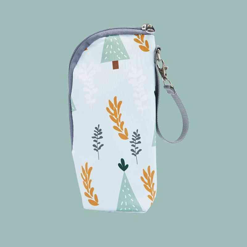 Snailhouse Baby Insulation Bottle Milk Warmer Bag For Stroller